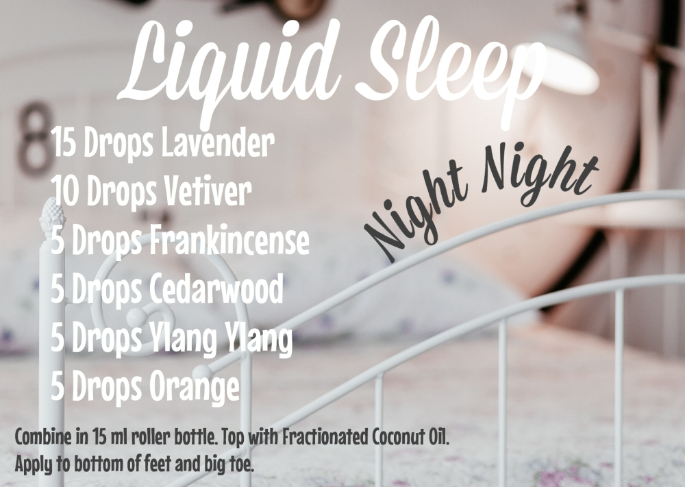 Liquid Sleep Roller
