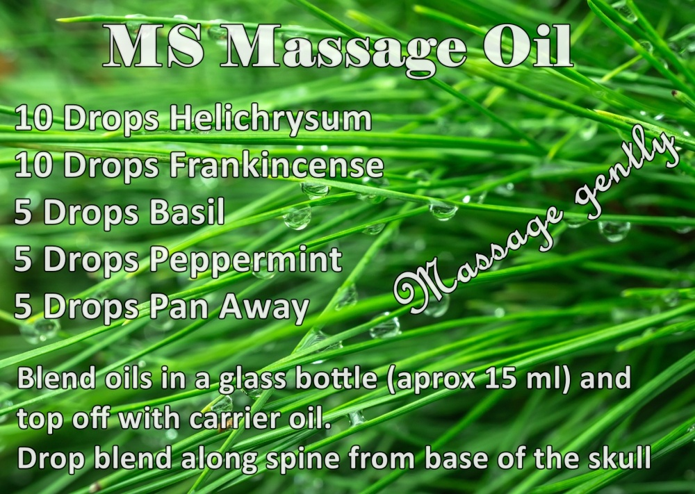 MS Massage Oil