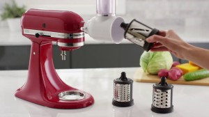Kitchen Aid Grater Attachment